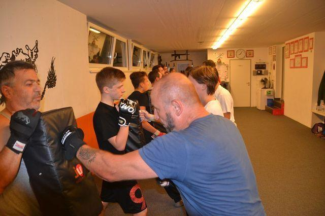Wing Tzung Training (3)