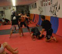 BJJ Wuerfe Sparring