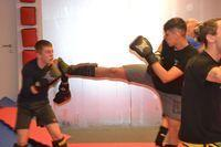 Sparings Training MMA (2)